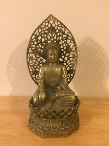 Very Old Buddha from Korea