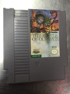 The Battle Of The Olympus Nes