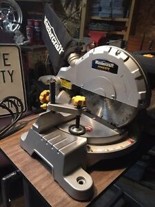 7 1/4 inch mastercraft  mitre saw never used