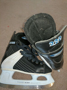CCM hockey skates kids youth size 3