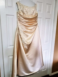 Champagne Wedding Dress for You