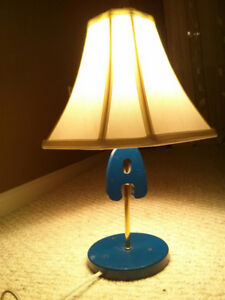 KIDS SIDE LAMP (with A alphabet)