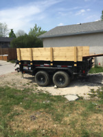 Junk Removal/Trailer Drop off