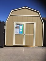 10'x10' shed