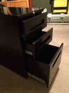 Filing cabinet -3 drawer Kitchener / Waterloo Kitchener Area image 1