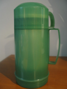 PLASTIC THERMOS (2 CUP CAPACITY) FOR SALE