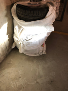 Bridgestone Blizzak 225/45R18 RunFlat **Winter Tires** for sale