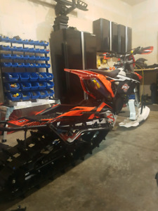 2017 KTM 500 EXC 2018 Camso DTS