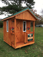 A SHED THAT ENHANCES YOUR YARD!
