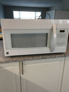 Kenmore 1.9 cu. ft. Over-the-Range Microwave