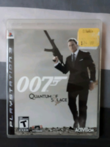 007 PS3 game