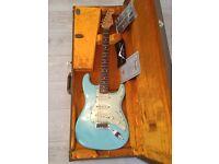 Fender custom shop 60's relic (as new)