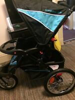 Baby Trend Expedition Stroller with MP3 speakers