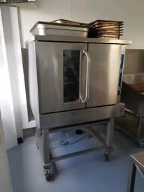 Falcon E7208 6 shelf convection oven