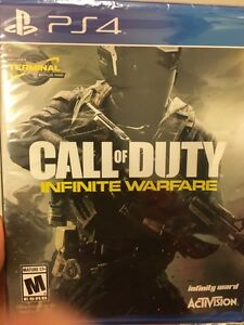 Call Of Duty Infinite Warfare - PS4 Sealed London Ontario image 1