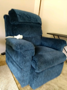Power recline and lift chair for sale