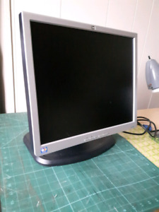 HP 17'' HP1740 DVI Swivel