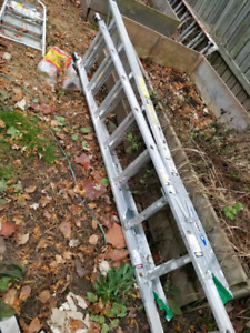 9 LADDERS FOR SALE INDIVIDUALLY