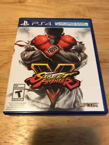 Street Fighter 5 - Playstation 4