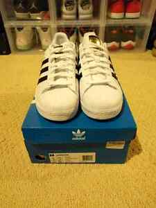 Adidas Superstar - Size 11 Kitchener / Waterloo Kitchener Area image 3