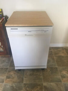 Maytag Portable Dishwasher - Tall Tub