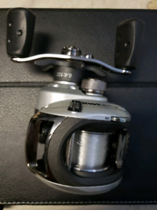 Abu Garcia Silver Max Fishing Reel - Right Hand- $40