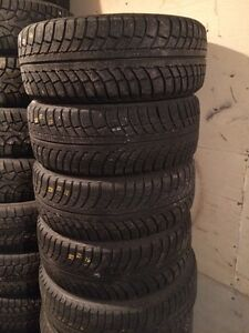 4x pneus hiver 205/55R16 gislaved nord frost 5