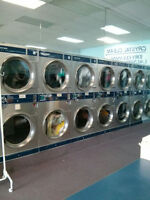 Turnkey Laundromat for Sale in Nanaimo, BC. Vancouver Island