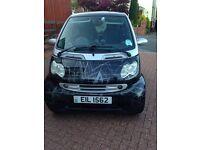 SMART CAR PASSION 2004 in SCRATCH BLACK