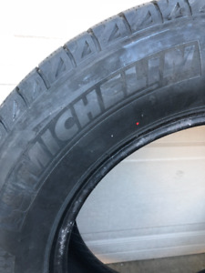 Winter Tires Michelin X-Ice 2 - Set of 4 - 245/70/R17