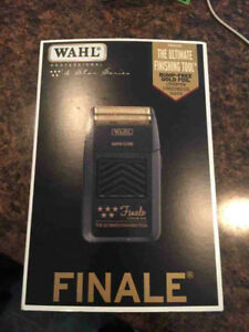 Wahl 5 Star finale finishing shaver