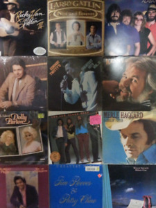12 Various Country Albums ( Lot # 5)