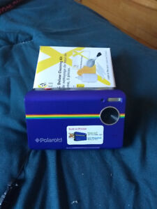 Instant Print Digital Camera- comes with everything shown/more!