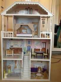 Large dollhouse