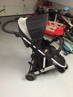 Mamas and papas Luna stroller