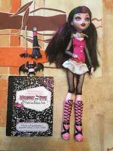Monster High Draculaura Original Christmas