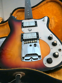 **Trade** super rare MIJ 1974 ET Series Crestwood