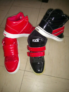 "New ""radii"" Sneakers $25 for both pair"