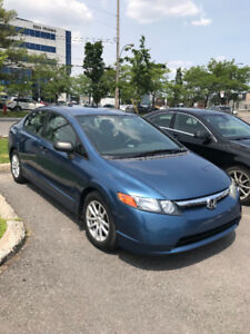 Honda Civic DX-G 2008 (82000)