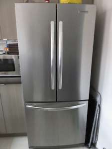 Kitchen Aid Fridge French Door Bottom Freezer