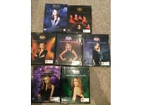 Complete Buffy the Vampire Slayer seasons 1-7 DVDs box sets
