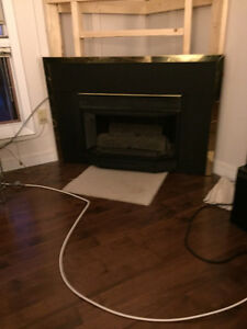 BRAND NEW SELKIRK GAS FIREPLACE