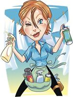 SPARKLE CLEANING SEARCHING FOR NEW CLIENTS !