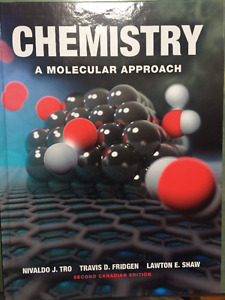 Chemistry Textbook (A Molecular Approach)