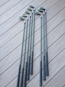 R-Handed Clubs