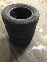 4 winter tires 215/65R16