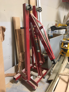 2 ton folding engine hoist