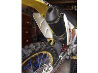 Scrambler 250 rmz not Honda ktm pitbike 65 85 2 stroke 125 450