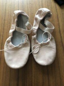 Bloch Ballet Shoes Size 1C