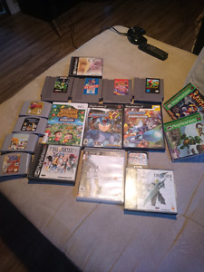 Hurry Video game lot!